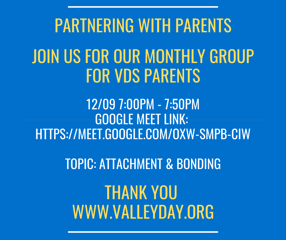 Partnering with Parents 12/09 7pm